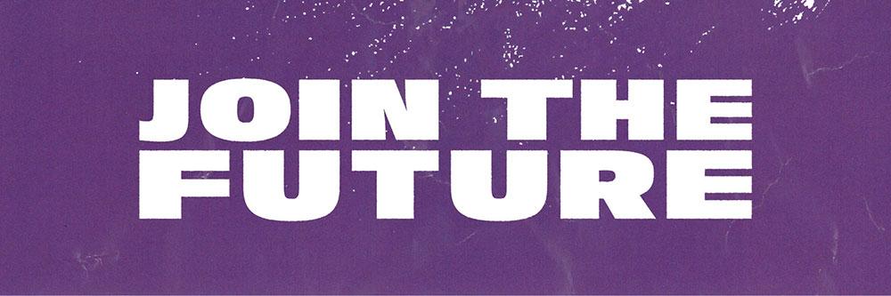 Join The Future by Matt Anniss