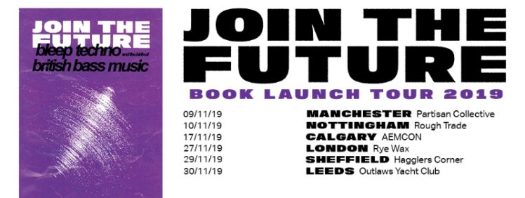 Join The Future book launch tour
