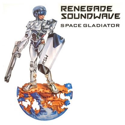 Renegade Soundwave - Space Gladiator cover by Junior Tomlin