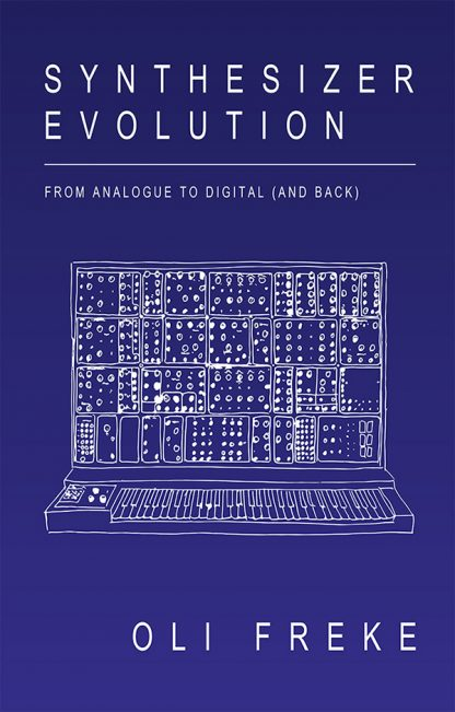 Synthesizer Evolution book cover