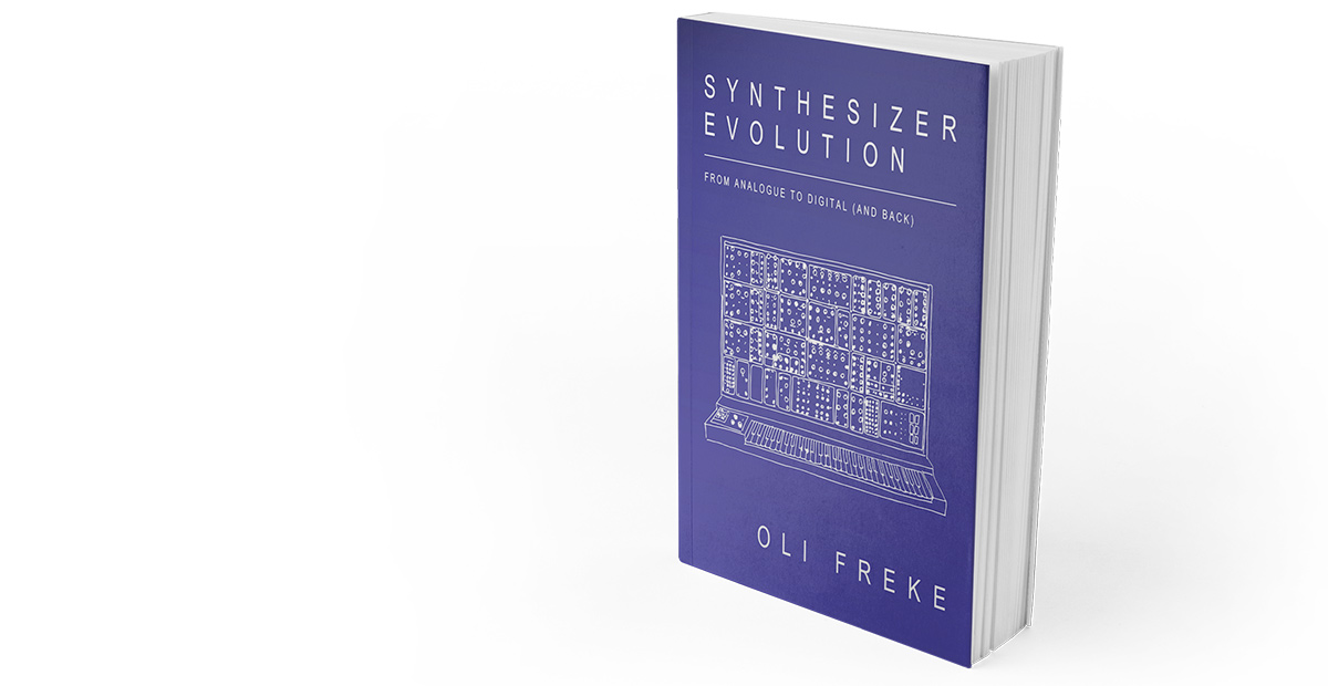 The story of the Synth Evolution book