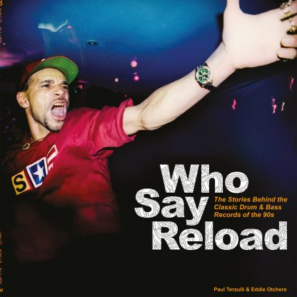 Who Say Reload book