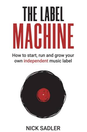 The Label Machine book cover