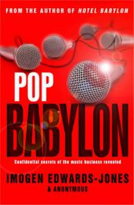 Pop Babylon book cover