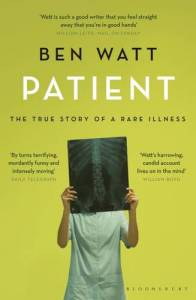 Patient book cover