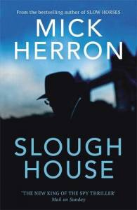 Slough House book cover