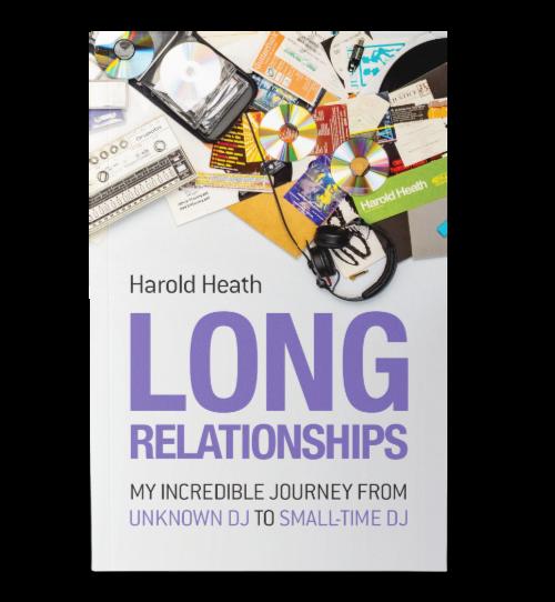 Long Relationships London launch