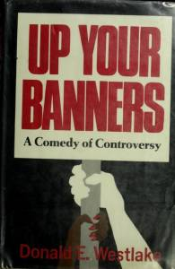 Up Your Banners book cover