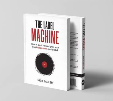 Writing The Label Machine book
