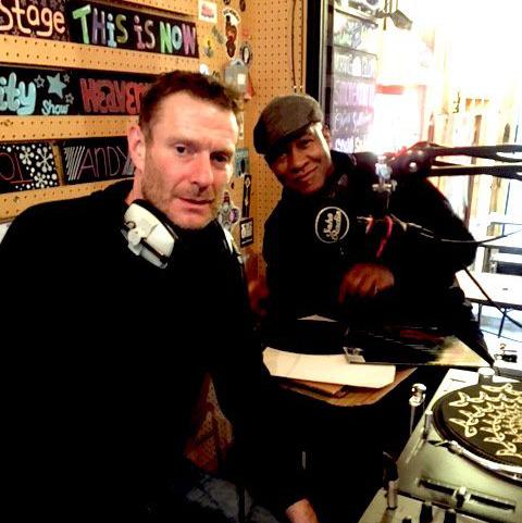 Junior Tomlin interviews Danny Briottet (Renegade Soundwave)