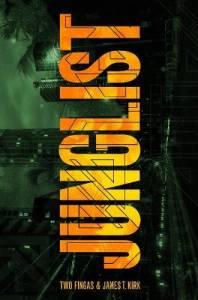 Junglist book cover