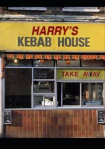 Harry's Kebabs - DJ Dribbler