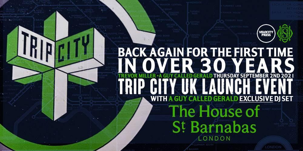 Trip City London launch party