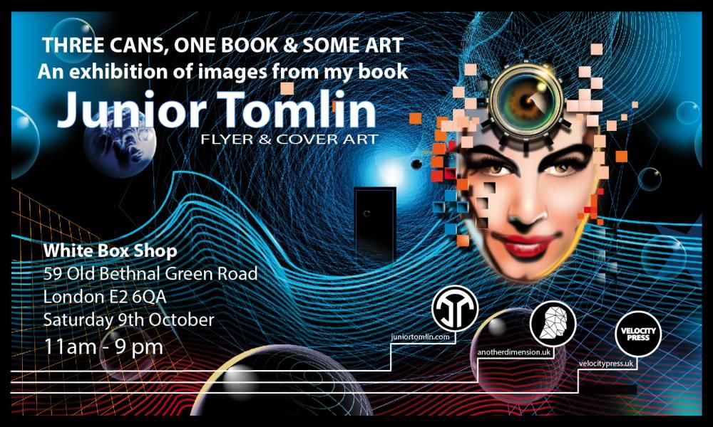Junior Tomlin exhibition