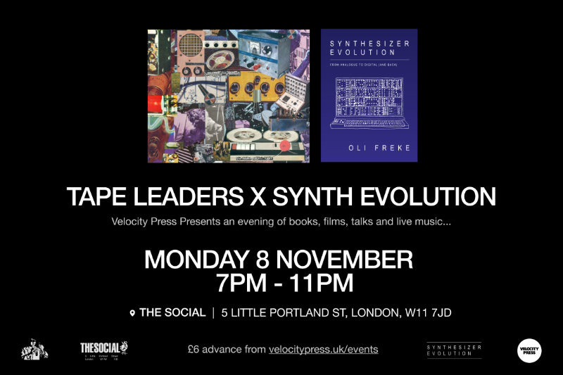 Tape Leaders x Synth Evolution
